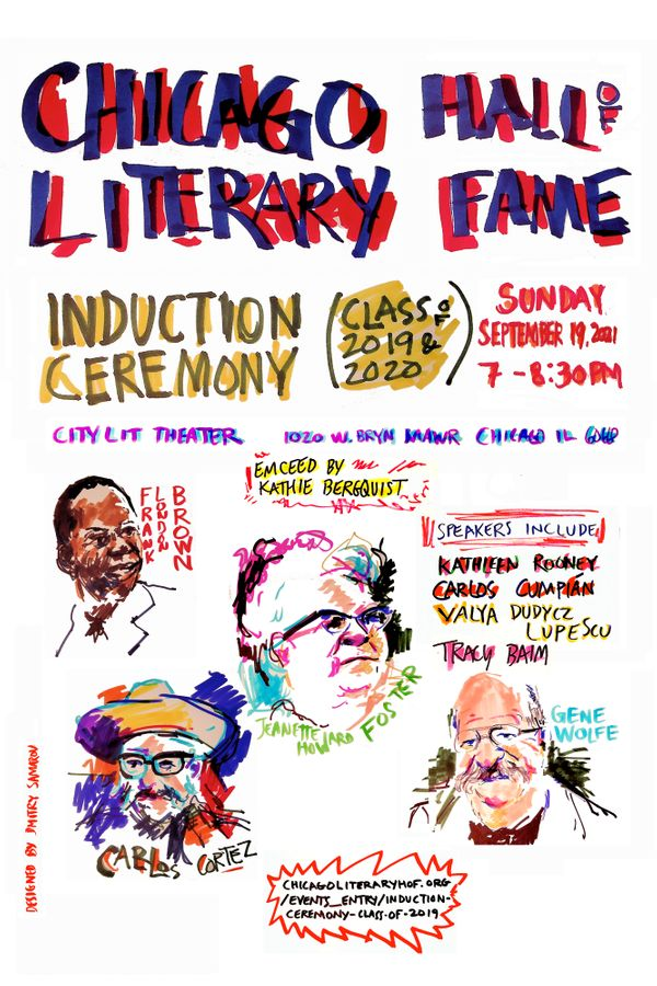Chicago Literary Hall of Fame