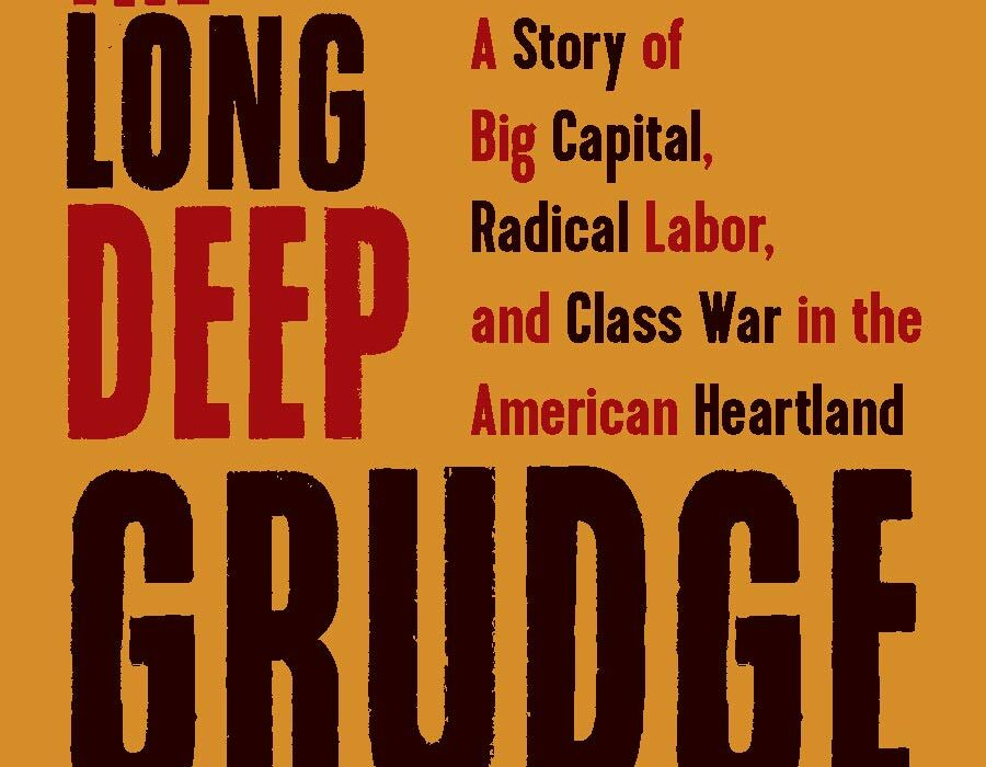 The Long Deep Grudge by Toni Gilpin